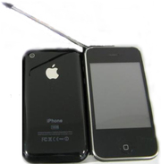 IPhone (китайский на 2-е сим карты)