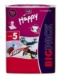 подгузники Bella Happy junior 5 (12-25kg) упаковка 58 шт,