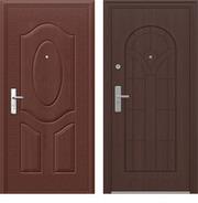 Двери входные металлические с доставкой в Речице!